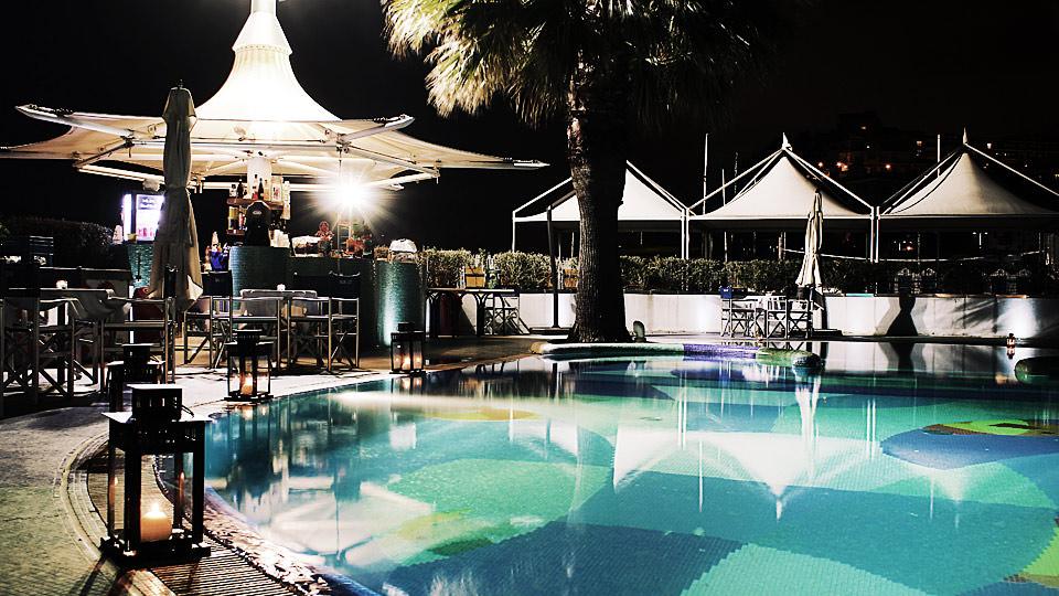 Lido Beach&Life Resort - Piscina Notturna
