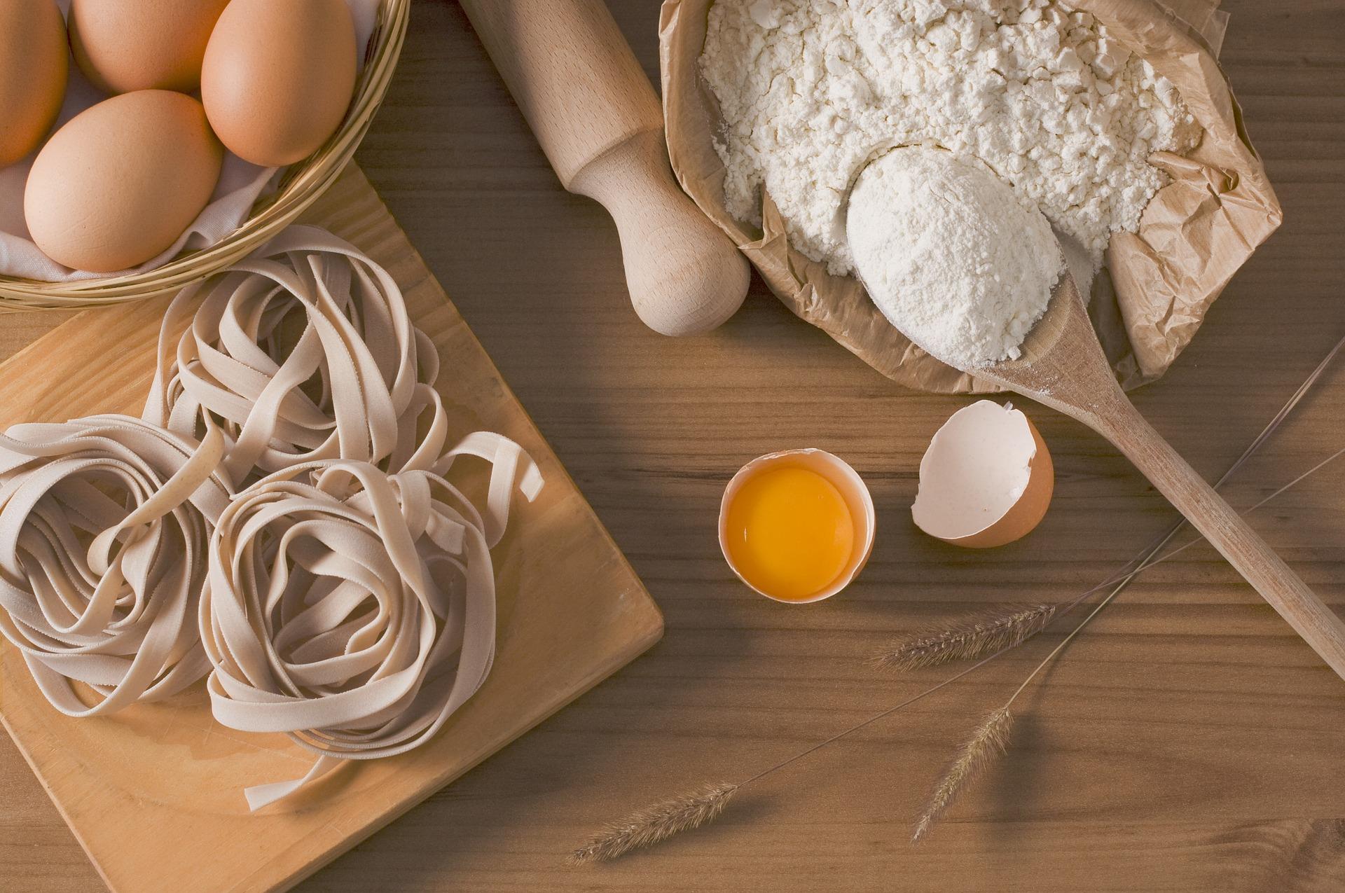 pasta-tagliatelle uovo