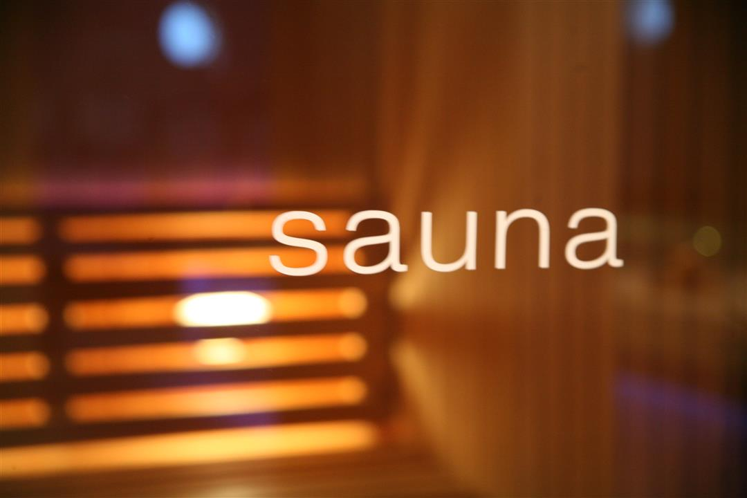 Lido Spa Salus  Aquam - Percorso Aquam: la Sauna